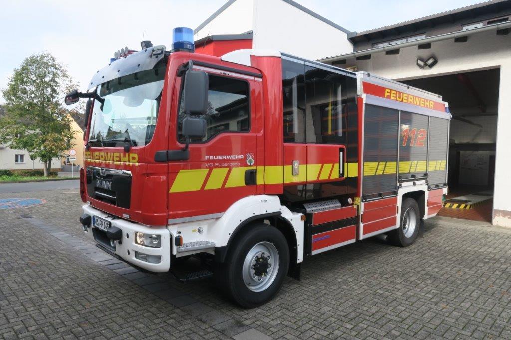 HLF 10 - Puderbach