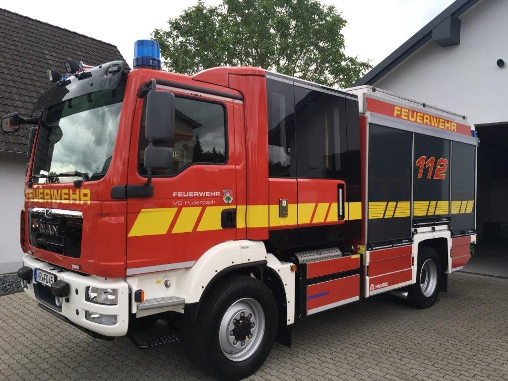 HLF 10 - Dernbach